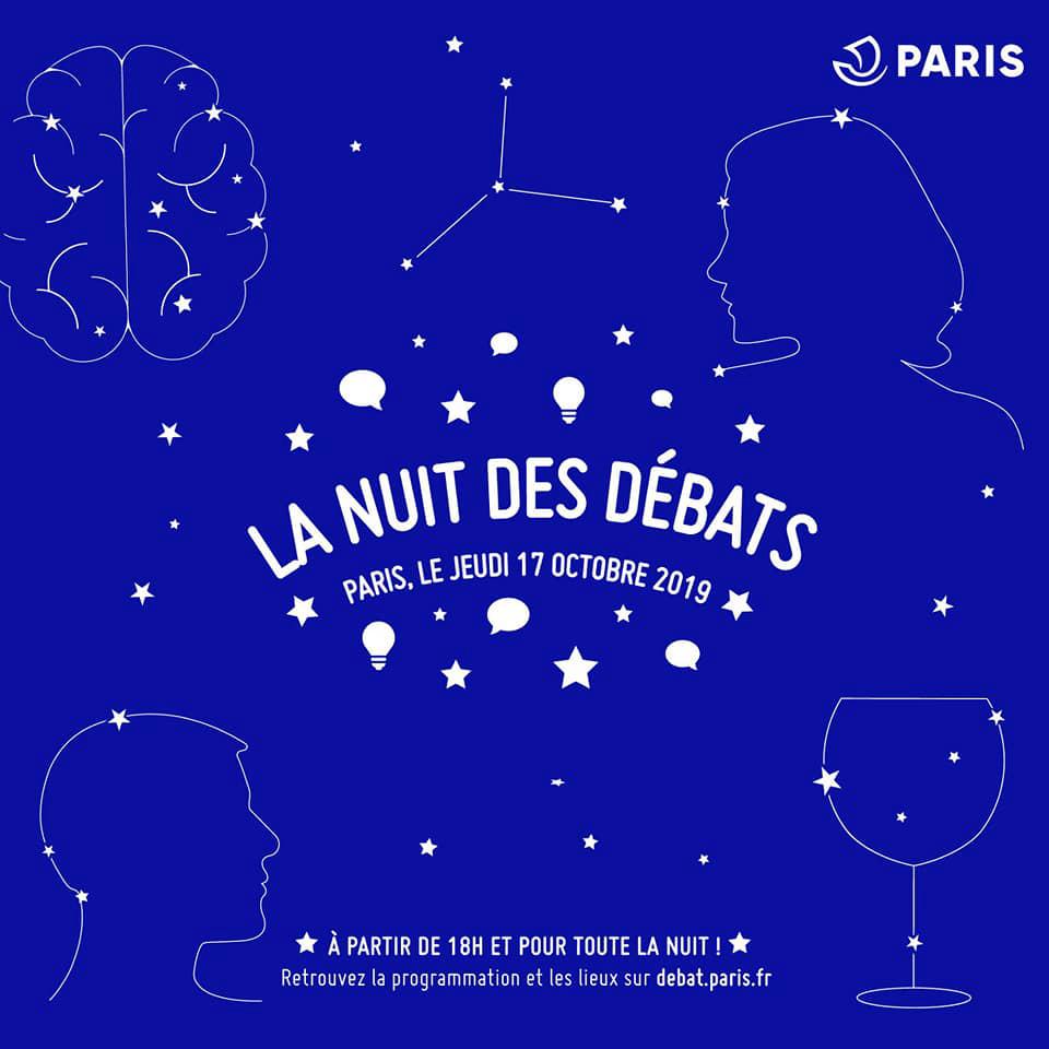 (Paris 17 octobre) La nuit des débats: Les animaux dans la ville