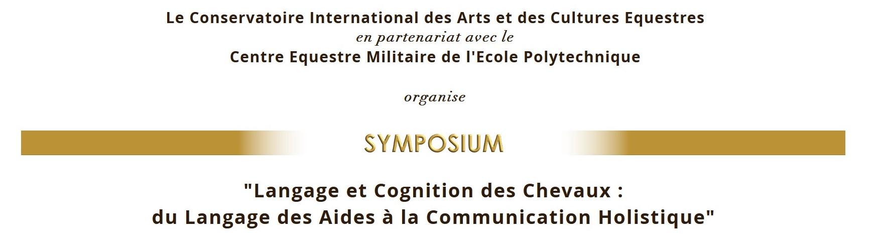 (29-30/10) Langage et Cognition des Chevaux: du Langage des Aides à la Communication Holistique