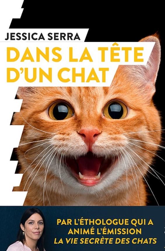[Publication et émission radio RFI] Dans la tête d'un chat par Jessica Serra