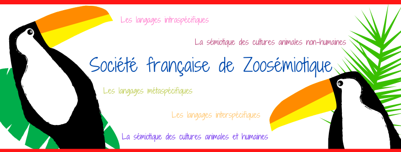 [SfZ] Présentation de la Société française de Zoosémiotique par Pauline Depierrefixe