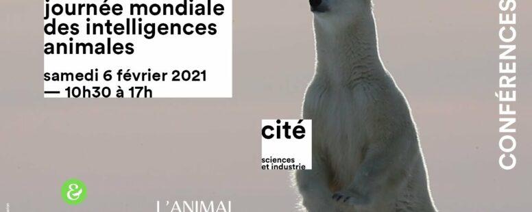 [6 février] Journée mondiale des intelligences animales (Cité des sciences et de l'industrie de Paris)